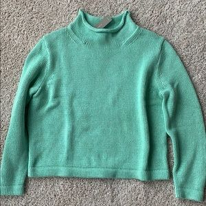 Jcrew Crop Sweater